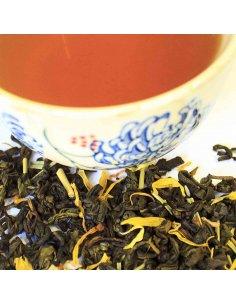 Pineapple Punch Green Tea