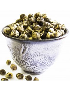 Dragon Pearls Green (Buddha Tears, Jasmine Pearls)