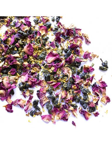 Temple Rose Oolong
