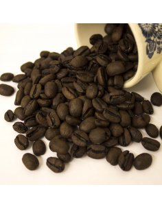 Decaffeinated Organic Rainforest Alliance Coffee