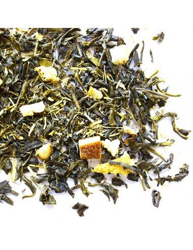 Green Ginseng Tea